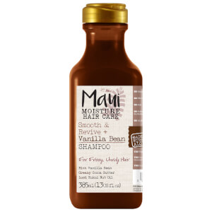 Maui Moisture Smooth and Revive+ Vanilla Bean Shampoo 385ml