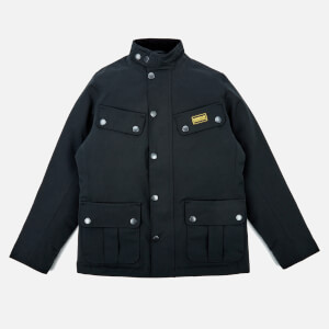Barbour International Boys' Duke Jacket - Black