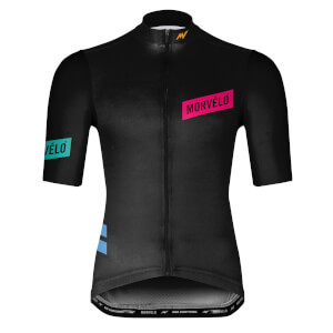 Morvelo Multi Stealth Standard Short Sleeve Jersey - PBK Exclusive