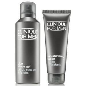 Clinique for Men Shave and Care Bundle