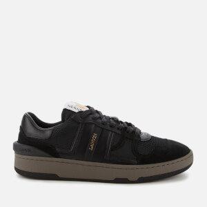 Lanvin Men's Tennis Low Trainers - Black