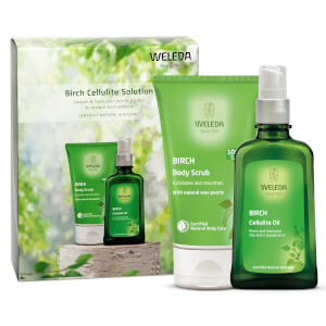 Weleda Birch Cellulite Solution Set (Worth $54.90)