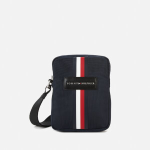 Tommy Hilfiger Men's Uptown Nylon Mini Reporter Bag - Sky Captain