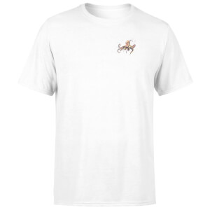 Snowtap Octopus Men's T-Shirt - White