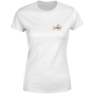 Snowtap Octopus Women's T-Shirt - White