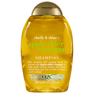 OGX Clarify & Shine+ Apple Cider Vinegar Shampoo 385ml