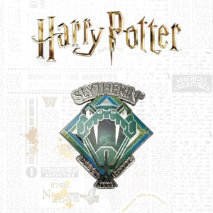 Harry Potter Limited Edition Slytherin Pin Badge