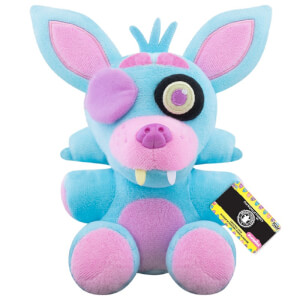 Five Nights at Freddy's Spring Colorway Foxy Blue Funko Plush