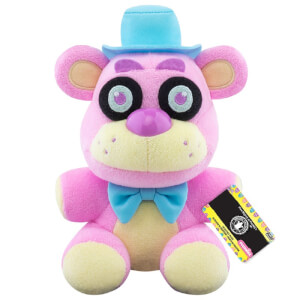 Five Nights at Freddy's Spring Colorway Freddy Pink Funko Plush