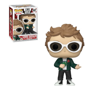 Lewis Capaldi  Pop! Rocks Figur