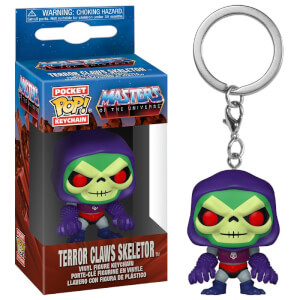 Masters of the Universe Skeletor with Terror Claws Pop! Keychain