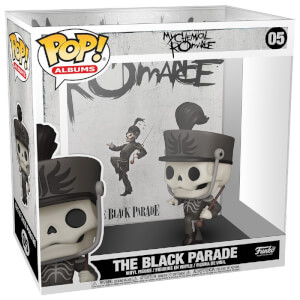 Pop! Albums My Chemical Romance The Black Parade Pop! Vinyl Figure