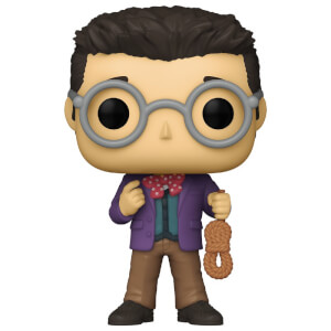 Clue Professor Plum with Rope Funko Pop! Vinyl
