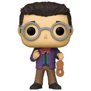 Clue Professor Plum with Rope Pop! Vinyl Figure