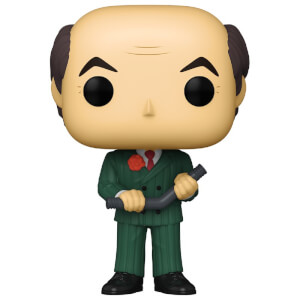 Clue Mr Green with Lead Pipe Funko Pop! Vinyl