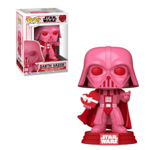 Figura Funko Pop! - Darth Vader Con Corazon (San Valentín) - Star Wars