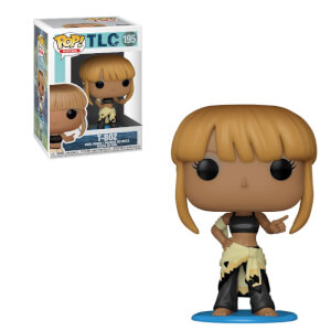 Pop! Rocks TLC T-Boz w/Chase Pop! Vinyl Figure
