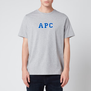 A.P.C. Men's Gael T-Shirt - Grey