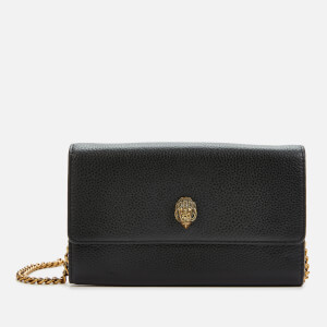Kurt Geiger London Women's Kensington Chain Wallet - Black