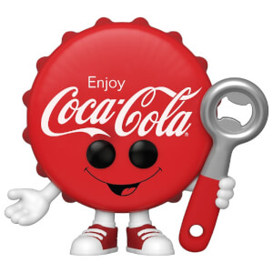 Coca Cola Bottle Cap Pop! Vinyl