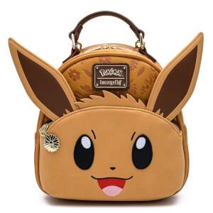Loungefly Pokemon Eeve Cosplay Convertible Mini Backpack
