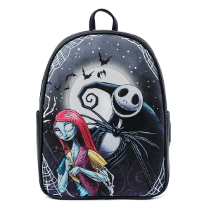Loungefly Disney The Nightmare Before Christmas Simply Meant To Be Mini Backpack