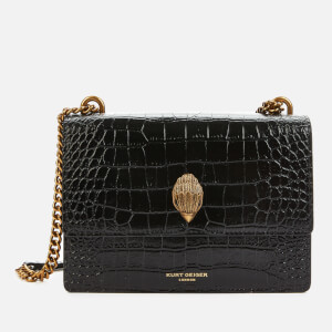 Kurt Geiger London Women's Shoreditch Cross Body Bag - Black