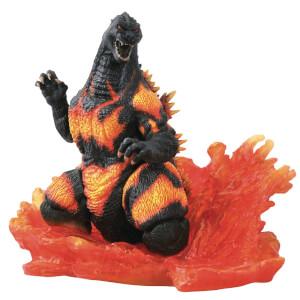 Diamond Select Godzilla Gallery Burning Godzilla PVC Statue - SDCC Exclusive