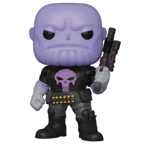 Px Previews Marvel Heroes Punisher Thanos 15 cm Funko Figura Pop!