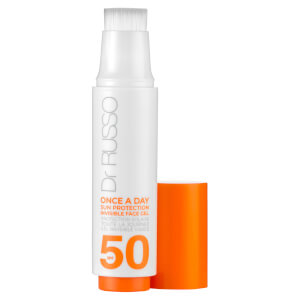 Dr. Russo Once a Day SPF50 Sun Protective Face Gel with Parfum 15ml