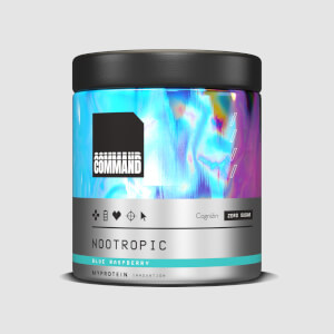 Command Nootropic Tub - Blue Raspberry