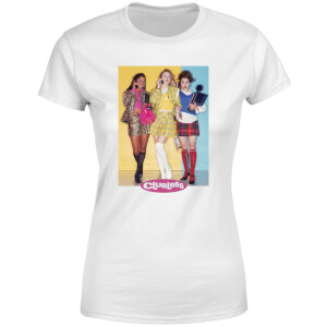 Clueless Cast Women's T-Shirt - White
