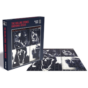 The Rolling Stones Emotional Rescue (500 Piece Jigsaw Puzzle)