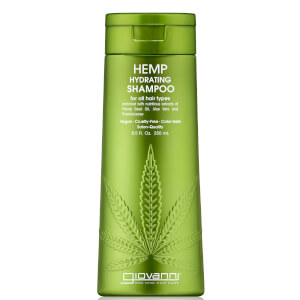 Giovanni Hemp Hydrating Shampoo 250ml