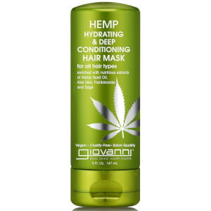 Giovanni Hemp Hydrating and Deep Conditioning Hair Mask 52ml