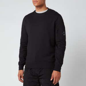 C.P. Company Men's Crewneck Sweatshirt - Black