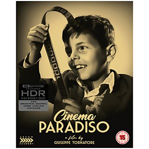 Nuovo Cinema Paradiso - 4K Ultra HD
