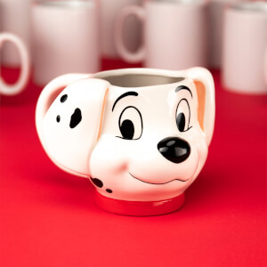 101 Dalmatians Shaped Mug