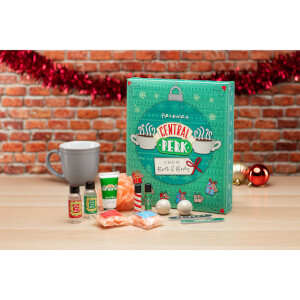 Friends Central Perk 12 Days of Bath Advent Calendar