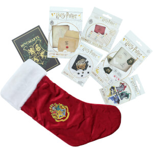 Harry Potter Poudlard Chaussette de Noel & Goodies