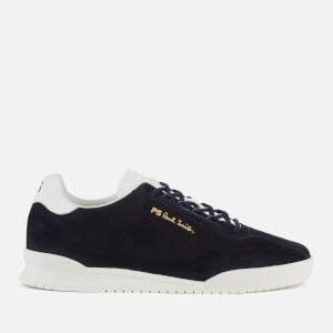 PS Paul Smith Men's Achirus Suede Trainers - Dark Navy