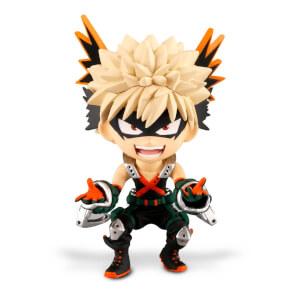My Hero Academia Katsuki Bakugo Chibi Masters Mini-Figure
