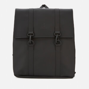 RAINS Msn Bag Mini - Black