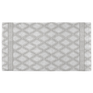 Hand Towels Geometric Diamond Pattern Hand Towel