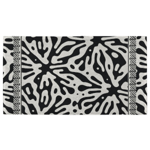 Hand Towels Large Splash Pattern Hand Towel