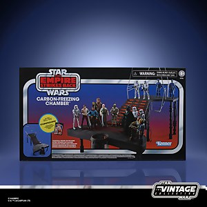 Hasbro Star Wars The Vintage Collection Star Wars: The Empire Strikes Back Carbon-Freezing Chamber Playset
