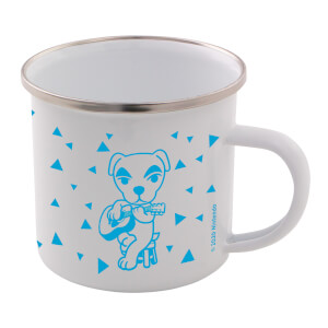 K.K. Slider Enamel Mug - Animal Crossing: New Horizons Pastel Collection