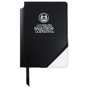 Cross Star Wars Storm Trooper Medium A5 Lined Journal