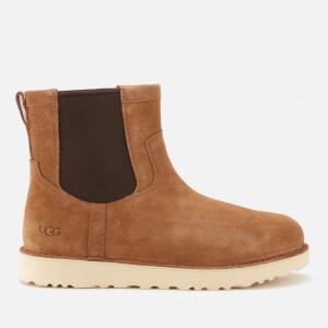 UGG Men's Campout Suede Chelsea Boots - Chestnut