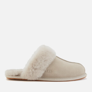 UGG Women's Scuffette II Sheepskin Slippers - Goat